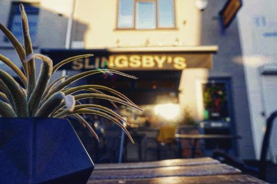 Slingsby's Terrace