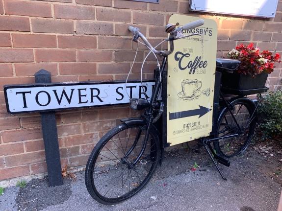 Slingsby's Bike